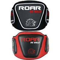 ROAR Boxing Belly Pad Body Protector MMA Muay Thai Taekwondo Training Rib Shield