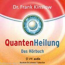 Dr. Frank Kinslow: Quantenheilung - Das Hörbuch, 3 CDs, VAK-Verlag, 2-Punkt-Meth
