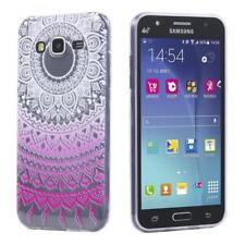 Samsung Galaxy J5 (2015) SLIM TPU CASE Funda Case Cover Bolsa Claro Transparente