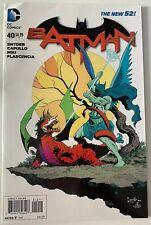 BATMAN (NEW 52) 40