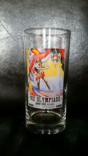1996 Coca Cola VII. Olympic Games 1920 Anvers 0,3L Glas RARITÄT/SAMMLERSTÜCK
