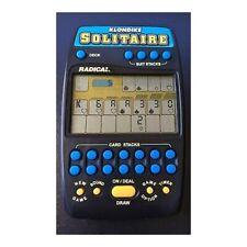 Radica -  Klondike Solitaire - Electronic Handheld Game 2-in-1