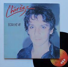 """Vinyle 33T Pierre Chérèze  """"Écorché vif"""""""