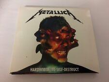 METALLICA - HARDWIRED TO SELF DESTRUCT - CD