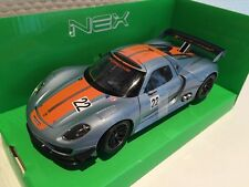 Porsche 918 RSR No.22 1:24 Welly neu & OVP 24044
