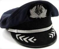 VINTAGE AMERICAN AIRLINES PILOT OFFICER CAP REPLICA