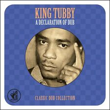 King Tubby - A Declaration Of Dub (Best Of/Greatest Hits) (2CD 2014) NEW/SEALED