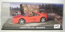 James Bond 007 Collection 1/43 Ferrari F 355 GTS Goldeneye in Box #5673
