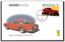 FERRARI BUSTA UFFICIALE - 1962  FERRARI  250 GTL