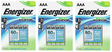12 x AAA ENERGIZER Eco Advanced Batteries - World's First 7638900410693 FREEPOST