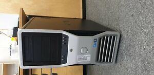 Dell Precision T7500 Xeon X5675 3.06GHz 2TB SATA 96GB DDR3 Nvidia Quadro 600-1GB