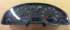 98 1998 Audi A4 MPH Speedometer Head Cluster w/o Trip Computer from VIN 060001
