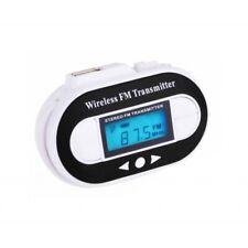 KFZ Radio LCD FM Transmitter MP3/4 Player für 3.5mm Handy