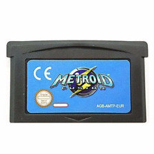 Metroid: Fusion Cartridge Card For Game Boy Advance GBA SP NDS NDSL English Ver