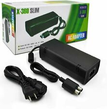 Power Supply Xbox 360 Slim S AC Adapter for Microsoft X Box Charger Brick Cord