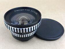 Carl Zeiss 20mm f/4 Flektogon Vintage Lens M42 Screw Mount #9070783 - Nice