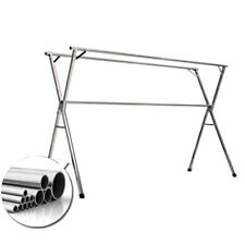 Stainless Steel Hanger Clothes Extendable (Advance)