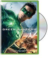 Green Lantern  DVD Ryan Reynolds, Blake Lively, Peter Sarsgaard, Mark Strong, Ti