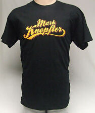 Mark Knopfler Dire Straits North America Tour 2012 Rock Guitar Concert T-Shirt L