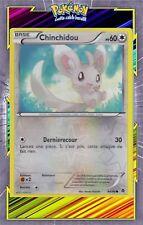 🌈Chinchidou Reverse -NB2:Pouvoirs Emergents-84/98-Carte Pokemon Neuve Française