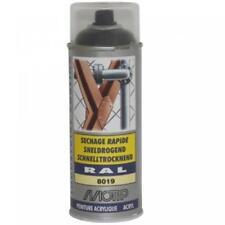 Lack-spray Motip grau Braun glänzend RAL8019 400ml auto Motorrad Roller neu