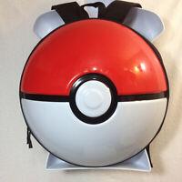 "Pokemon VOLTORB Pokeball Electroball 17"" Backpack School Book Bag Tote Nintendo"