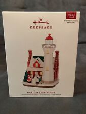 Hallmark 2019 Keepsake Holiday Lighthouse Magic Light 8th Series Ornament - MIB
