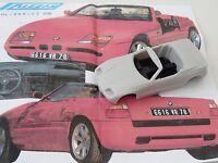 ALEZAN  MODELS. 1/43 . BMW Z1 1989 .