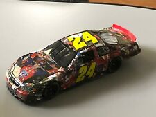 Jeff Gordon #24 1:24 Milestones 3x Daytona 500 Winner 2005 Monte Carlo Action