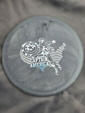 Dynamic Discs Witness. Captain America Foil Stamp No Ink, Great Condition! 175g