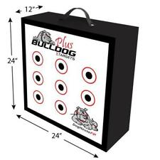 New Bulldog Targets Doghouse Xp Archery Target PLUS