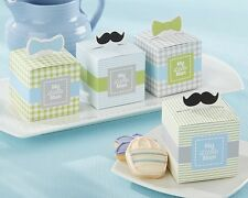 20x My Little Man Baby Boy Shower Christening Baptism Favours Gift Candy Box