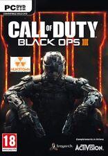 Call of Duty Black Ops III DayOne Ed. PC - totalmente in italiano