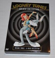 LOONEY TUNES Golden Collection Volume Three DVD Box Set