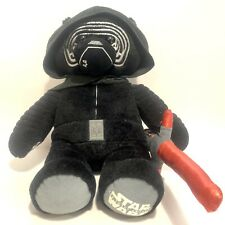Build A Bear Star Wars Kylo Ren & Lightsaber Plush Soft Toy Teddy