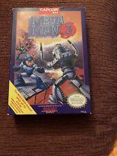 Mega Man 3 NES Nintendo Official Authentic Original Complete CIB III Very Nice!