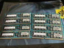 128GB 8x16Gb PC3-12800R Genuine HP Gen8 Memory 672612-081 672631-B21