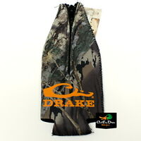 DRAKE WATERFOWL LOGO BOTTLE COOLER KOOZIE HUGGIE SHADOW BRANCH CAMO