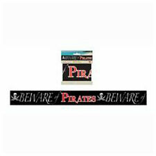 Party Supplies Decorations Boys  Birthday Pirate Party Tape