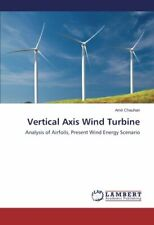 Vertical Axis Wind Turbine by Amit  New 9783659521133 Fast Free Shipping,,
