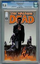 THE WALKING DEAD #61 FIRST PRINT CGC 9.6 1ST APP FATHER GABRIEL CHEW IMAGE COMIC