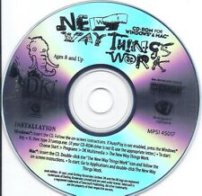 The New Way Things Work with David Macaulay (Pc Mac Cd, Dk children learn fun)