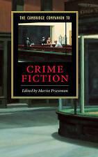USED (GD) The Cambridge Companion to Crime Fiction (Cambridge Companions to Lite