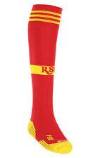 Adidas MLS Adult Real Salt Lake Classic Cushioned Soccer Socks, Red