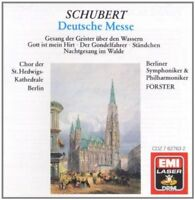 Schubert Deutsche Messe (EMI).. [CD]