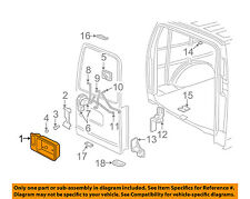 GM OEM Back Door-Handle Outside Exterior Right 23489984
