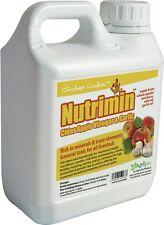 Chicken Lickin' Nutrimin Cider Vinegar + Garlic 5lt
