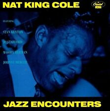 Jazz Encounters by Nat King Cole (CD, Jun-1992, Blue Note (Label))