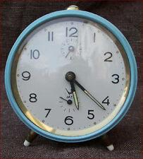 Vintage French Alarm Clock JAZ 1970