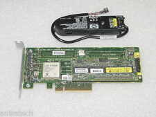 HP Smart Array P400 (447029-001) 512mb cache 405835-001 Battery 381573-001 39864